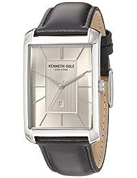 Kenneth Cole New York Men's 10030832 Classic Analog Display Japanese Quartz Black Watch