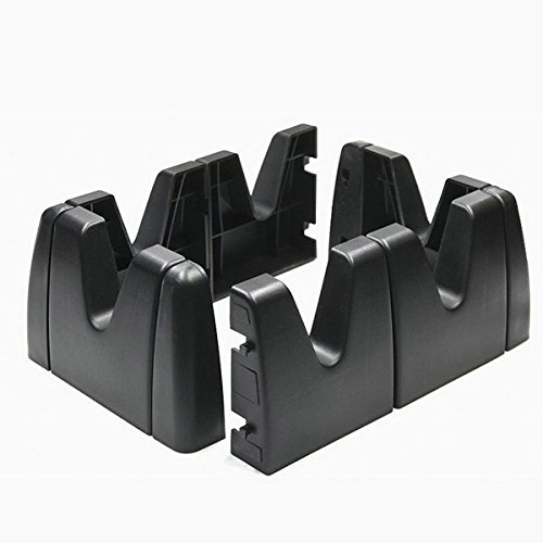 CANOPUS Trunk Organizer for Car: Multipurpose Storage Organizer Blocks, Sticks with Hook and Loop Fasteners | Cars, Trucks, SUV, Van (2 Pieces) (Trunk Storage Velcro)