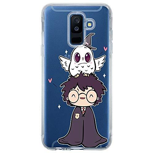 Capa Personalizada Samsung Galaxy A6 Plus A605 Harry Potter - HP06