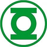 Green Lantern - Logo - Decal