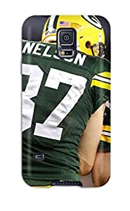 Hot 9137875K227452098 greenay packers NFL Sports & Colleges newest Samsung Galaxy S5 cases