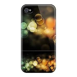 High Grade Dana Lindsey Mendez Flexible Tpu Case For Iphone 4/4s - Aperture Hd