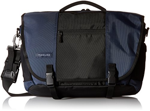 Timbuk2 Commute Messenger Bag 2015, Dusk Blue/Black, Large