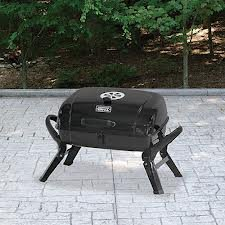 Ordinaire UniFlame 18u0026quot; Rectangle Portable Tabletop Charcoal Grill