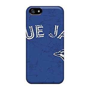 Fashion Cases For Iphone 5/5s- Toronto Blue Jays Defender Cases Covers