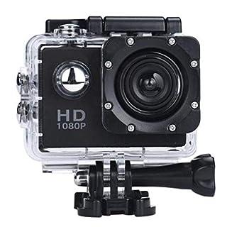 CloverUS G22 1080P HD Shooting Waterproof Digital Video Camera for Swimming Diving