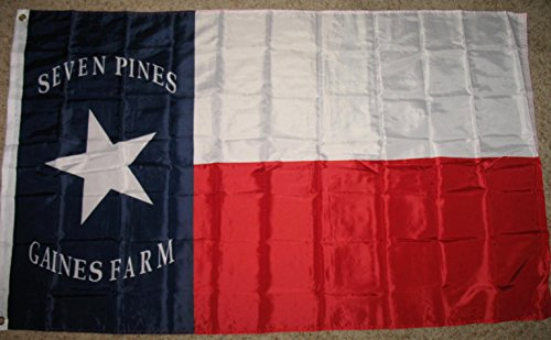 1st Texas Infantry Hoods Brigade Flag 3'x5' Seven Pines Banner