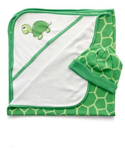 Leveret Hat & Blanket Set