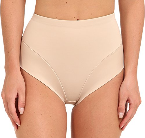 Control Firm Panty - Miraclesuit Shapewear Women's Extra Firm Comfort Leg Waistline Brief Nude X-Large