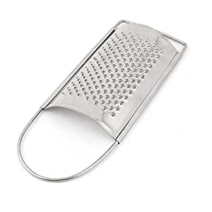 Stainless Steel Fine Cheese Garlic Mustard Ginger Grater 2pcs