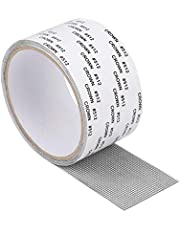Scherm Reparatie Stickers Gaas Scherm Zelfklevende Tapes Deur Venster Scherm Reparatie Glasvezel Mesh Patch Home Anti-Muggen 5.1 * 199,9 cm Grijs