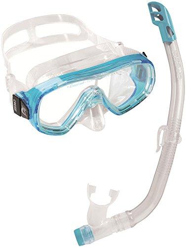 Cressi Ondina & Top Jr, Clear/Aquamarine