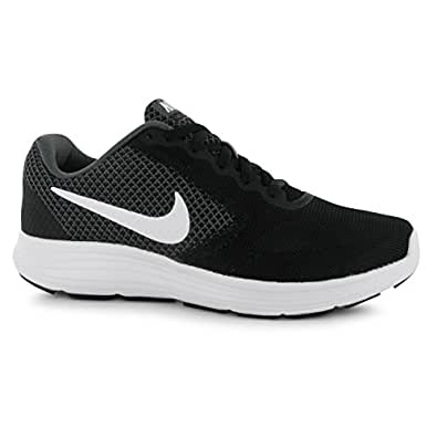 Amazon.com | NIKE Women's Revolution 3 Running Shoe, Grey
