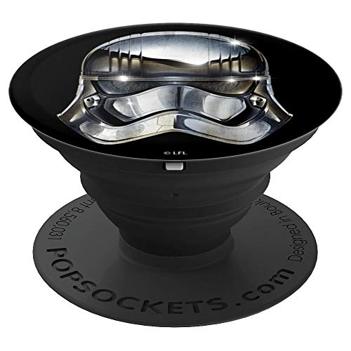 (Star Wars Stormtrooper Desert Commander Mask - PopSockets Grip and Stand for Phones and Tablets)