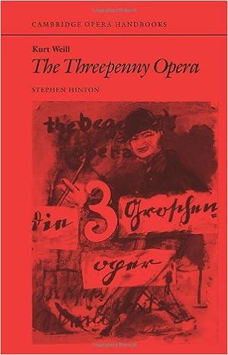 A Handbook Kurt Weill