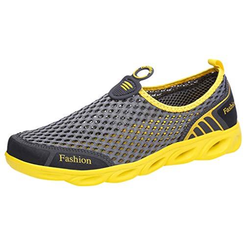 HAPPIShare Mens Womens Water Shoes Sports Quick Dry Barefoot Diving Swim Surf Aqua Walking Beach Yoga