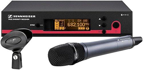 Sennheiser EW 100-935 G3 Cardioid Microphone Wireless System Band A (516 - 558 MHz) by Sennheiser