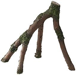 Aqua Della Mangrove Wood, 19 x 10.5 x 18cm