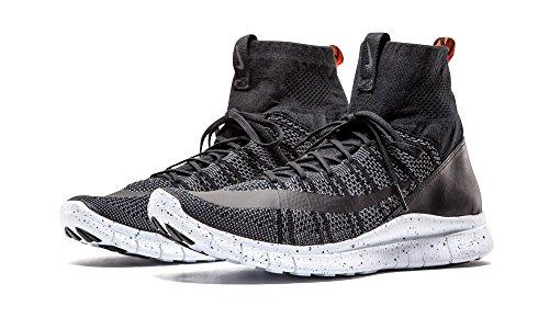 Negro Sportive Black Uomo Free dark Nero Negro Grey Flyknit Nike Black Mercurial Scarpe Orng tm XxzZwI0qx