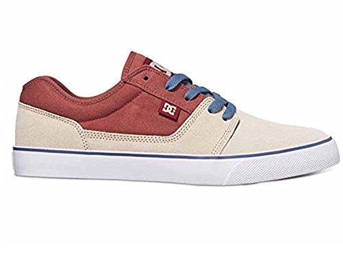 DC Men's Tonik Skate Shoe, Crema, 44.5 D(M) EU/10 D(M) UK