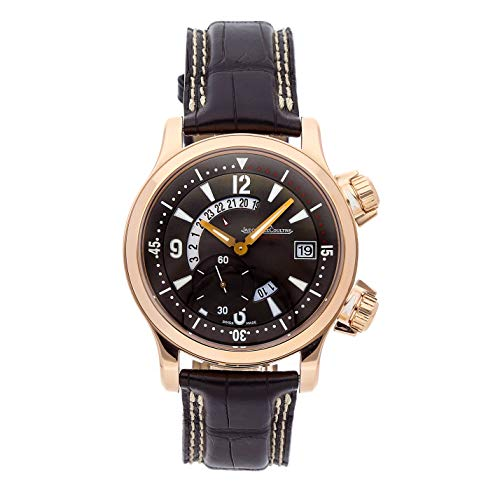 Jaeger-LeCoultre Master Compressor Mechanical (Automatic) Brown Dial Mens Watch Q1732440 (Certified Pre-Owned)