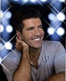 SIMON COWELL (X-Factor) 8x10 Celebrity Photo Signed In-Person