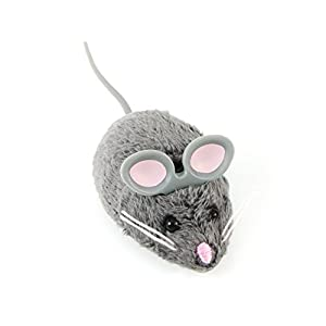 HEXBUG Mouse Robotic Cat Toy (GREY) 29