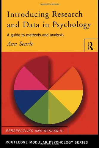 Introducing Research and Data in Psychology: A Guide to Methods and Analysis (Routledge Modular Psychology) (Volume 15)