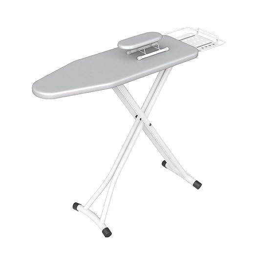 Ironing Board Jun Mesa de Planchar para el hogar Plegable Mesa de ...