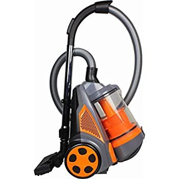 Amazon Com Bissell Zing Rewind Bagless Canister Vacuum