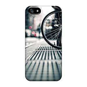 Awesome Cases Covers/iphone 5/5s Defender Cases Covers(bicycle2)