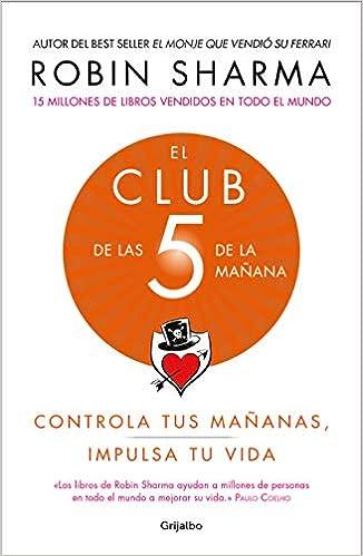LIBROS DESARROLLO PERSONAL EL CLUB DE LAS 5 AM