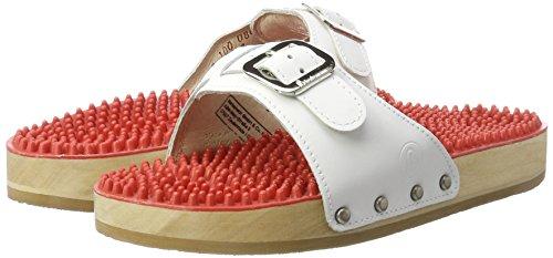Berkemann Noppen-Sandale - Zuecos de cuero unisex