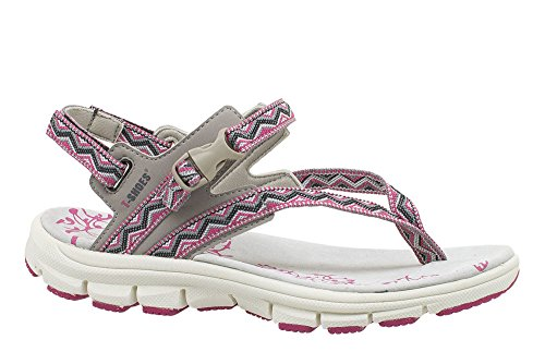 T Island Infradito Shoes Viola Sandalo qx1Tz14wX