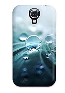 Barbauller Perfect Tpu Case For Galaxy S4/ Anti-scratch Protector Case (3d Morning Dew)