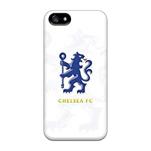 Iphone Cases - Tpu Cases Protective For Iphone 5/5s- Chelsea Fc