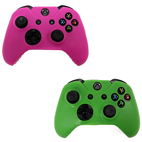 Protective Silicone Rubber Wireless Gaming Controllers