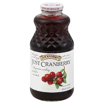 R.W. Knudsen Family Just Cranberry Juice -- 32 fl oz