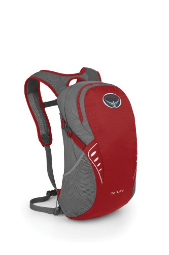 Osprey Daylite Backpack, Madcap Red, One Size, Outdoor Stuffs