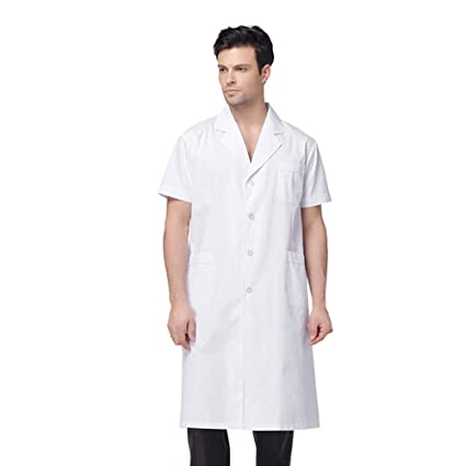 Uniforme de enfermera unisex Traje dividido Ropa de manga ...
