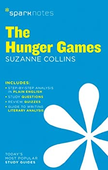 The Hunger Games (Sparknotes Literature Guide) 1411470982 Book Cover
