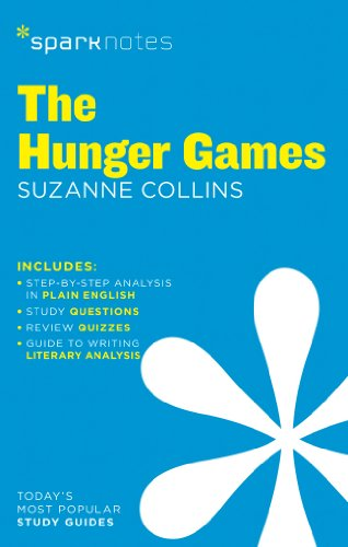 the-hunger-games-sparknotes-literature-guide-sparknotes-literature-guide-series