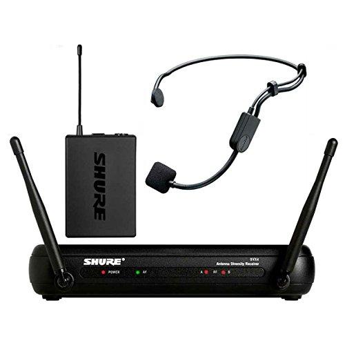Microfone s/Fio Headset - SVX 14 BR PGA 31 Shure