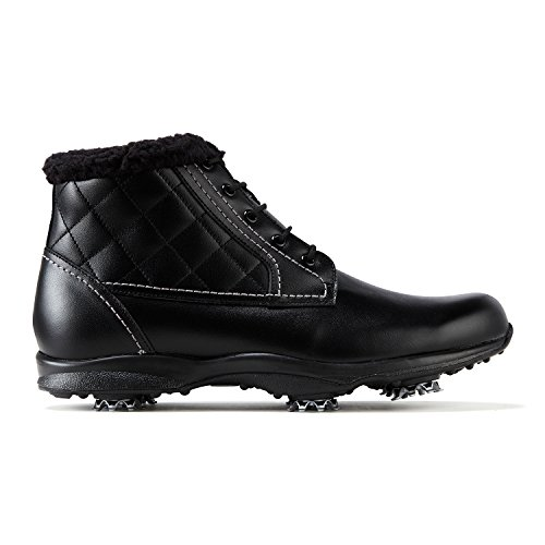 Footjoy emBODY Damen Golf Winterstiefel - Warm & Wasserdicht - 2017 (Schwarz, 41)