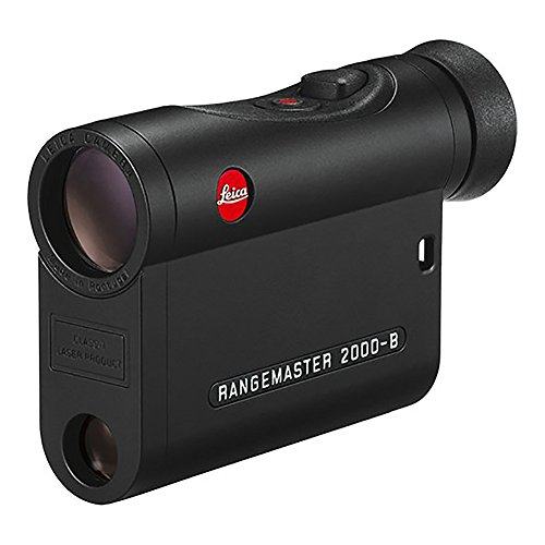 Leica Rangemaster CRF 2000-B Laser Rangefinder by Leica Sports Optics