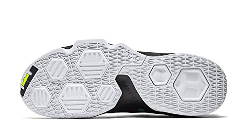 Nike Scarpe bianco nero Basket Low Nero Uomo volt Xiii Black Lebron Da rC6qr