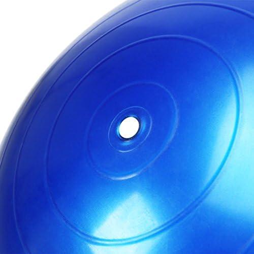 AHHC Chaise avec ballon roulettes pour Balance équilibre Fitness Yoga