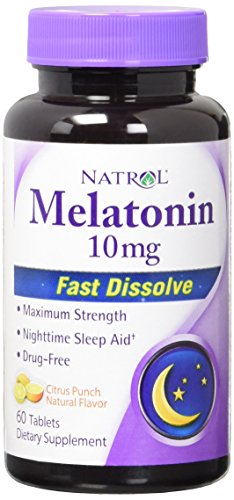 Natrol Melatonin FD Supplement
