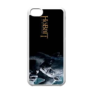 The Hobbit iPhone 5c Cell Phone Case White yyfabd-339363