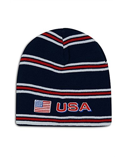 Navy RWC Beanie USA Hat 2015 WI8Uz6